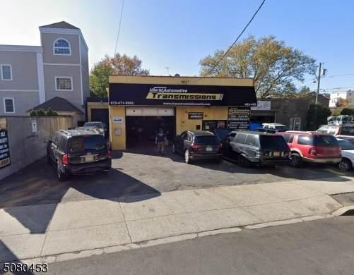 453 Van Houten Ave, Passaic City, NJ 07055 (MLS #3720158) :: SR Real Estate Group