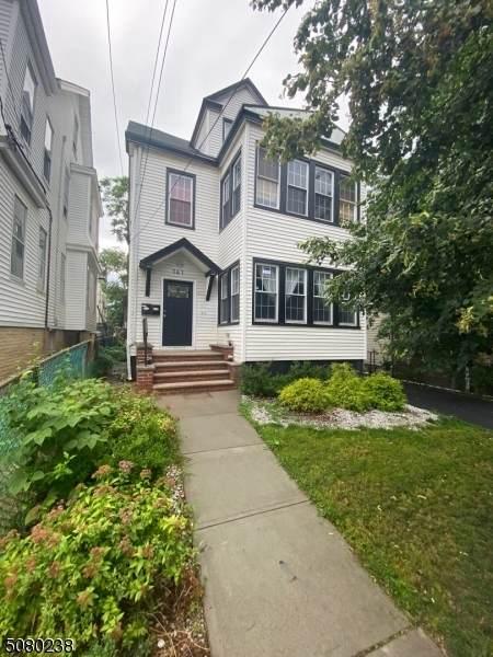 141 Lehigh Ave #2, Newark City, NJ 07112 (MLS #3720277) :: The Sikora Group