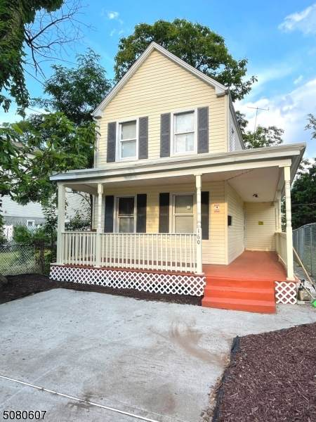 160 Fairmount Ave, Newark City, NJ 07103 (MLS #3720310) :: The Sikora Group