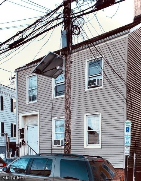 116 Marshall St, Paterson City, NJ 07501 (MLS #3721135) :: Gold Standard Realty