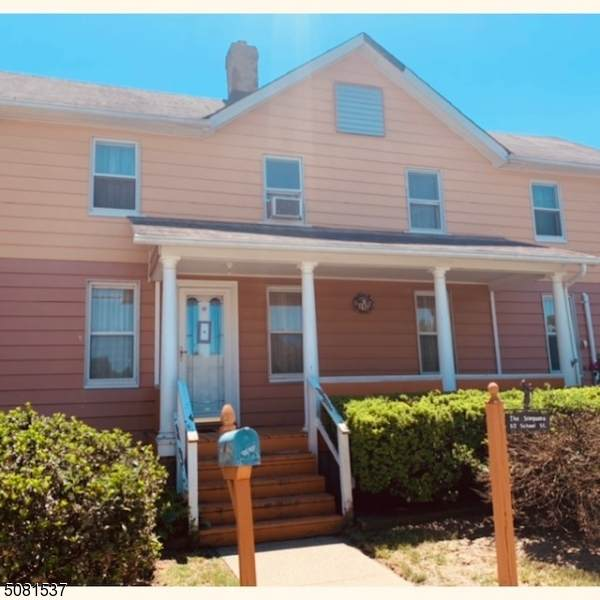 52 School St, Ramsey Boro, NJ 07446 (MLS #3721204) :: Team Francesco/Christie's International Real Estate