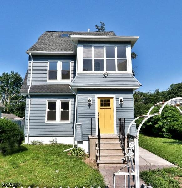 34 Enfield Ave, Montclair Twp., NJ 07042 (MLS #3724561) :: Gold Standard Realty