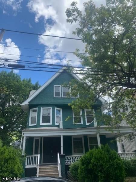 852 S 13Th St, Newark City, NJ 07108 (MLS #3724926) :: Stonybrook Realty