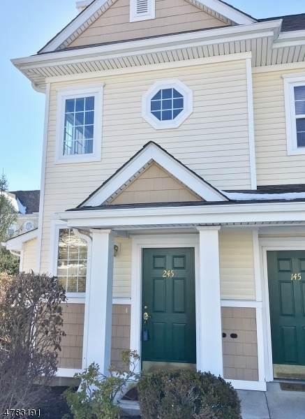 245 Old Farm Drive #245, Allamuchy Twp., NJ 07838 (MLS #3725848) :: Gold Standard Realty