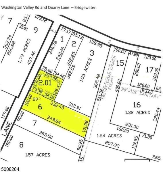 838 Quarry Ln, Bridgewater Twp., NJ 08836 (#3727264) :: Rowack Real Estate Team