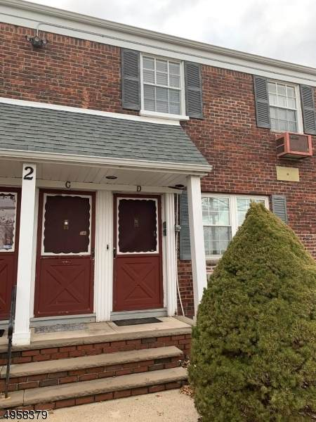 2 C Colfax C, Roselle Park Boro, NJ 07033 (MLS #3727364) :: Zebaida Group at Keller Williams Realty