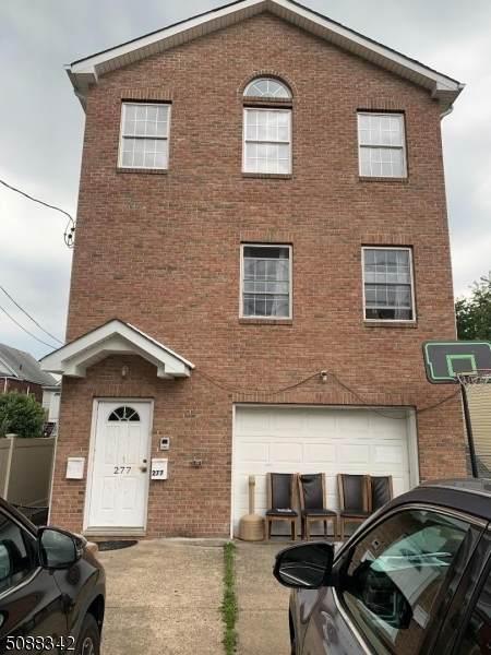 277 Wayne Ave #2, Paterson City, NJ 07502 (MLS #3727919) :: SR Real Estate Group