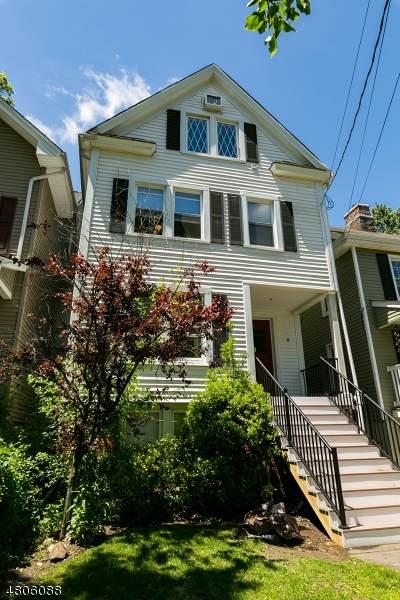 37 James St, Morristown Town, NJ 07960 (MLS #3728246) :: SR Real Estate Group
