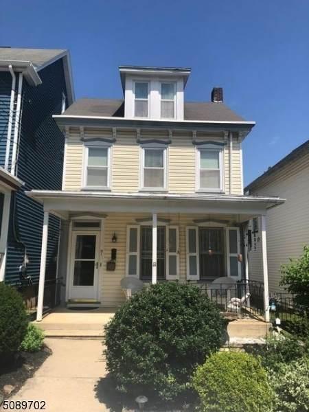 91 Bullman St, Phillipsburg Town, NJ 08865 (MLS #3728565) :: SR Real Estate Group