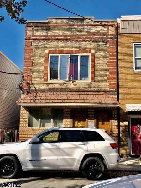 36 Napoleon St, Newark City, NJ 07105 (MLS #3728619) :: The Sikora Group
