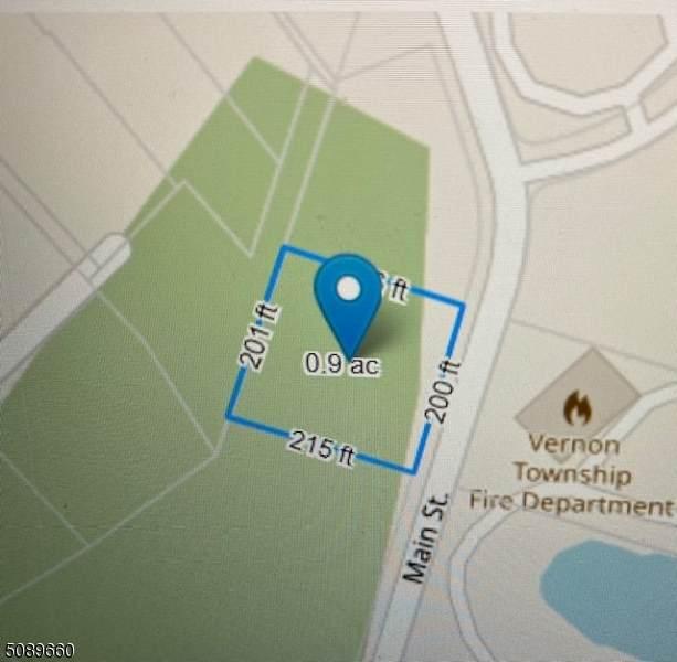 0 Main, Vernon Twp., NJ 07462 (MLS #3728693) :: Team Braconi | Christie's International Real Estate | Northern New Jersey