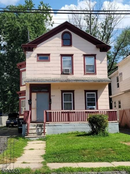447 Orchard Pl, Plainfield City, NJ 07060 (MLS #3729635) :: Corcoran Baer & McIntosh