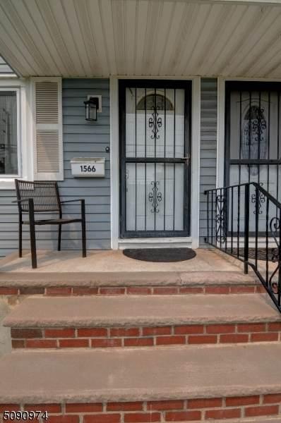1566 Lawrence St, Rahway City, NJ 07065 (MLS #3729735) :: Pina Nazario