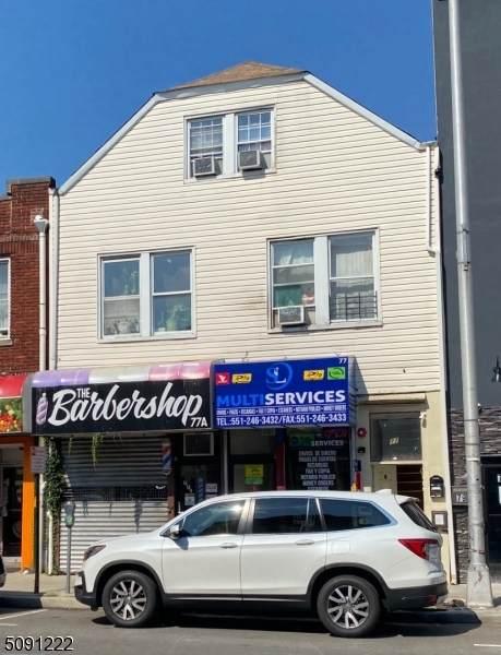 77 Market St, Passaic City, NJ 07055 (MLS #3729965) :: Zebaida Group at Keller Williams Realty