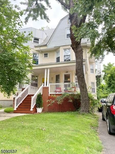 108 Carnegie Ave, East Orange City, NJ 07018 (MLS #3730025) :: Zebaida Group at Keller Williams Realty