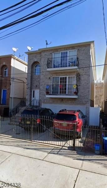39 Seabury St #3, Newark City, NJ 07104 (MLS #3730063) :: Zebaida Group at Keller Williams Realty
