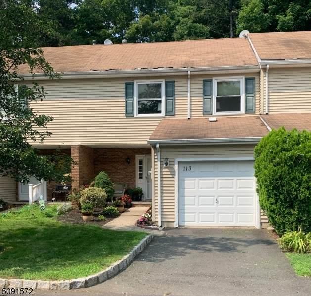 113 Saratoga Sq, Wayne Twp., NJ 07470 (MLS #3730279) :: Kay Platinum Real Estate Group