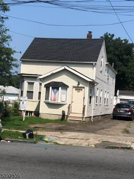 289 Union Ave, Paterson City, NJ 07502 (MLS #3731117) :: Stonybrook Realty
