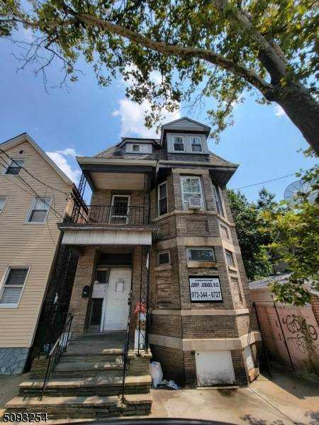 154 Van Buren St, Newark City, NJ 07105 (MLS #3731754) :: Team Braconi | Christie's International Real Estate | Northern New Jersey