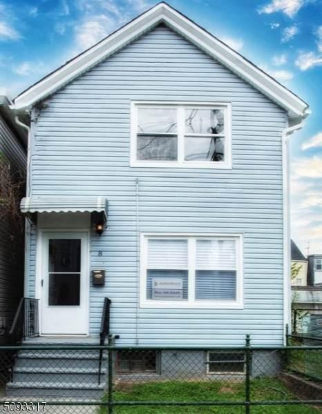 8 N York St, Paterson City, NJ 07524 (MLS #3731803) :: The Sikora Group