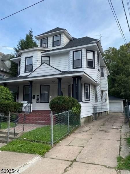454 Park Ave, Paterson City, NJ 07504 (MLS #3731980) :: The Sikora Group
