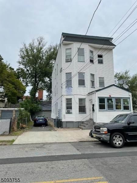 255 Lafayette St, Paterson City, NJ 07524 (MLS #3732169) :: The Sikora Group