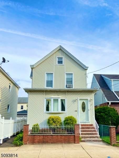 181 Ackerman Ave, Clifton City, NJ 07011 (MLS #3732213) :: Team Braconi   Christie's International Real Estate   Northern New Jersey