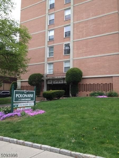 704 N Broad St 8C, Elizabeth City, NJ 07208 (MLS #3732579) :: The Sikora Group
