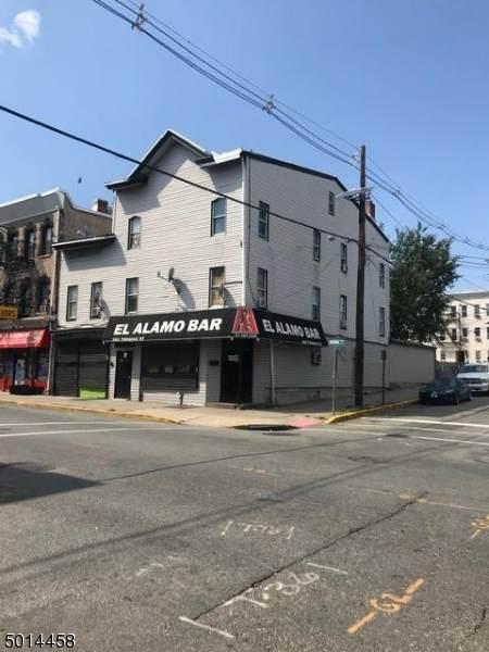 262 Passaic St, Passaic City, NJ 07055 (MLS #3732612) :: The Sikora Group