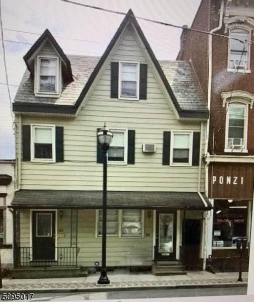 358 S Main St, Phillipsburg Town, NJ 08865 (MLS #3733376) :: Kiliszek Real Estate Experts