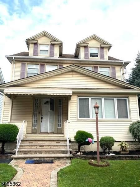 244 Springfield Rd, Elizabeth City, NJ 07208 (MLS #3734083) :: Team Braconi | Christie's International Real Estate | Northern New Jersey