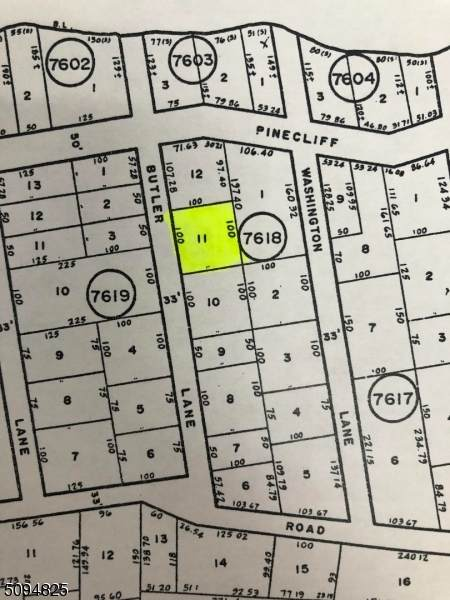 0 Butler Ln, West Milford Twp., NJ 07480 (MLS #3735332) :: Stonybrook Realty