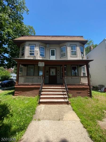 132 Hamilton St, East Orange City, NJ 07017 (MLS #3736837) :: Coldwell Banker Residential Brokerage