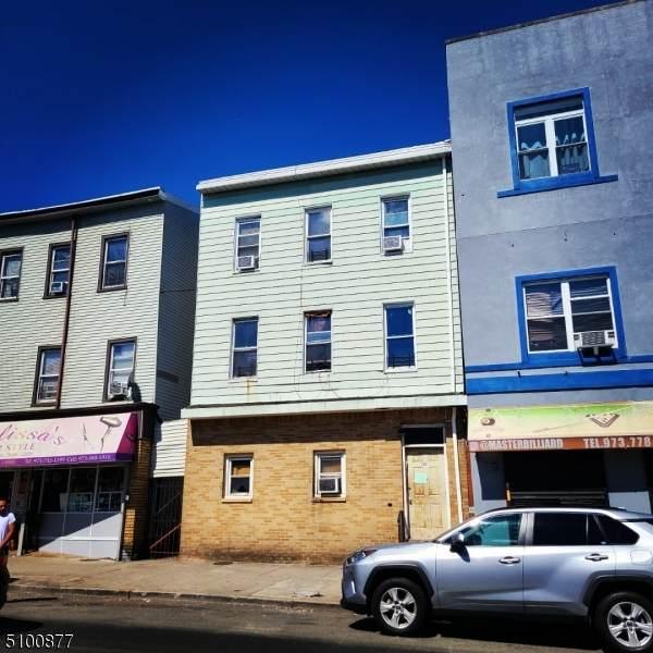 280 Passaic St #3, Passaic City, NJ 07055 (MLS #3738688) :: Pina Nazario