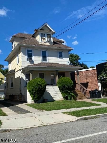 478 Clifton Ave, Clifton City, NJ 07011 (MLS #3739295) :: Pina Nazario
