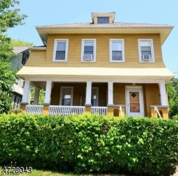 356 Van Houten Ave, Passaic City, NJ 07055 (MLS #3739382) :: Team Braconi | Christie's International Real Estate | Northern New Jersey