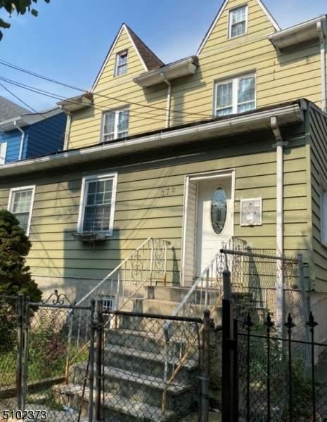 372 N 7Th St, Newark City, NJ 07107 (MLS #3740291) :: The Debbie Woerner Team