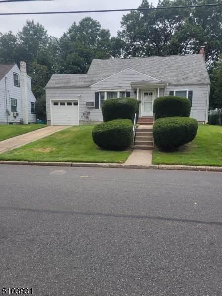 622 Princeton Rd, Linden City, NJ 07036 (MLS #3741307) :: The Dekanski Home Selling Team