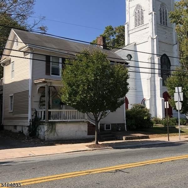 300 Main St, Hackettstown Town, NJ 07840 (MLS #3741361) :: Pina Nazario