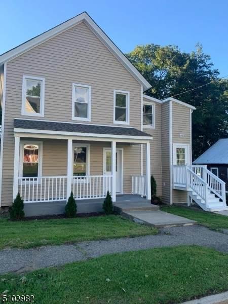 8 Sussex St, Newton Town, NJ 07860 (MLS #3741391) :: The Dekanski Home Selling Team