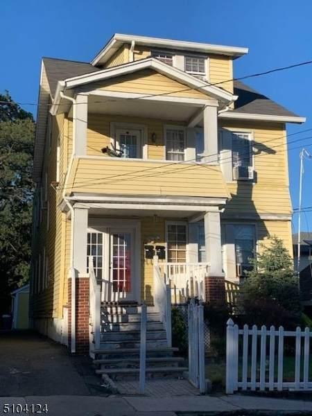 43 Wagner Pl, Irvington Twp., NJ 07111 (#3741454) :: Rowack Real Estate Team