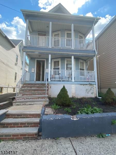 85 Linden St, Passaic City, NJ 07055 (#3741515) :: NJJoe Group at Keller Williams Park Views Realty