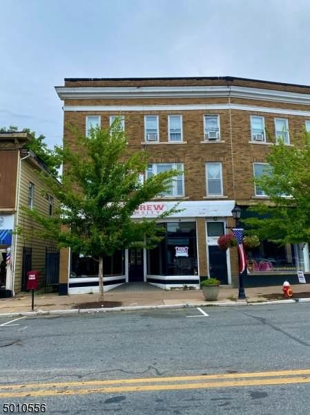 160 Main St, Hackettstown Town, NJ 07840 (MLS #3741815) :: Pina Nazario