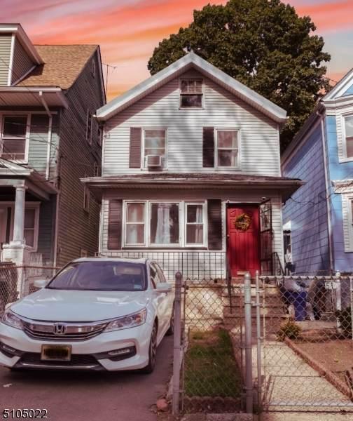 51 Carteret St, Newark City, NJ 07104 (MLS #3742241) :: Team Braconi | Christie's International Real Estate | Northern New Jersey