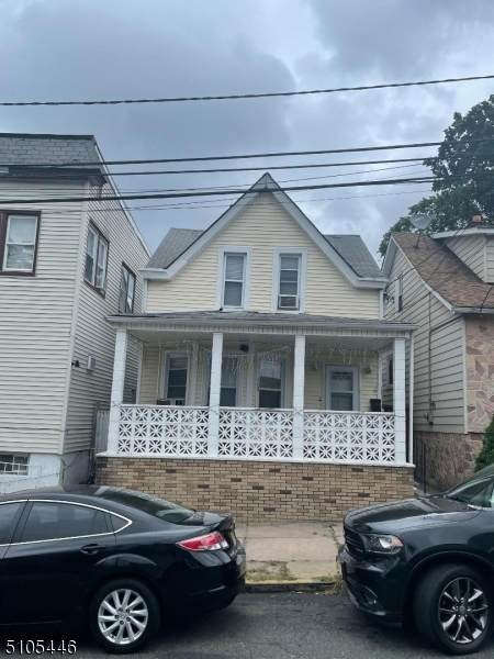 160 Sherman Ave, Paterson City, NJ 07502 (MLS #3742670) :: The Sue Adler Team