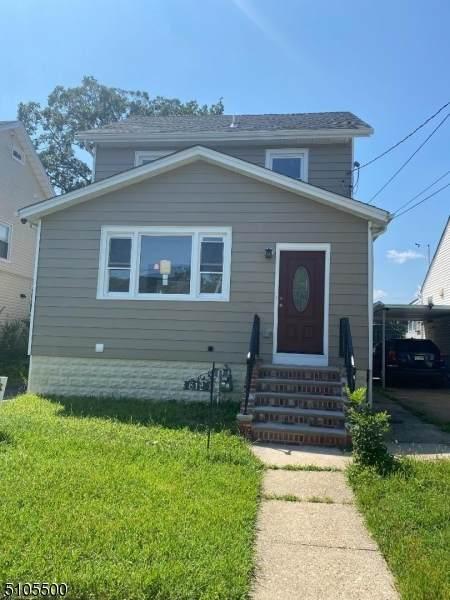 612 Drake Ave, Roselle Boro, NJ 07203 (MLS #3742726) :: The Dekanski Home Selling Team