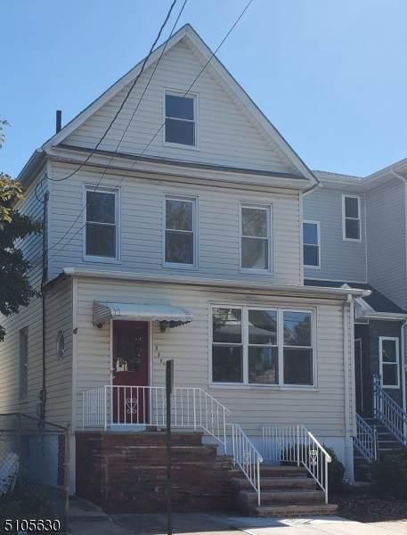 558 Grier Ave, Elizabeth City, NJ 07202 (MLS #3742836) :: The Sue Adler Team