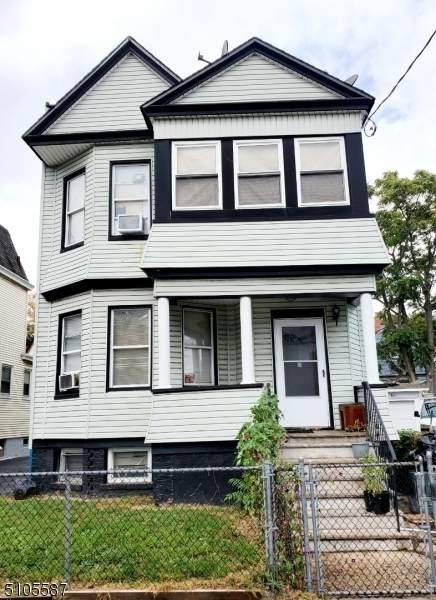 51 Wilson Pl, Irvington Twp., NJ 07111 (MLS #3742871) :: Zebaida Group at Keller Williams Realty