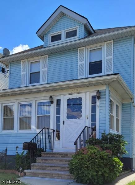 760 Emerson Ave, Elizabeth City, NJ 07208 (MLS #3742882) :: RE/MAX Select