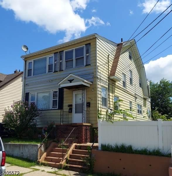 359 E 19Th St, Paterson City, NJ 07524 (MLS #3742984) :: The Sue Adler Team